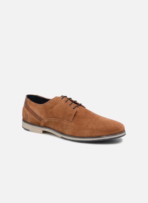 Chaussures à lacets Redskins Tehou Marron vue détail/paire