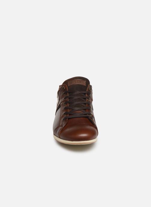Trainers Redskins Wasek Brown model view