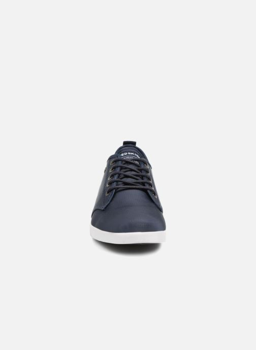 Trainers Redskins Zigal Blue model view