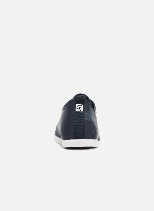 Trainers Redskins Zigal Blue view from the right