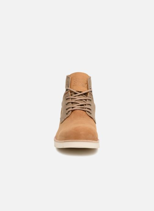 Ankle boots Levi's Jax Light Brown model view
