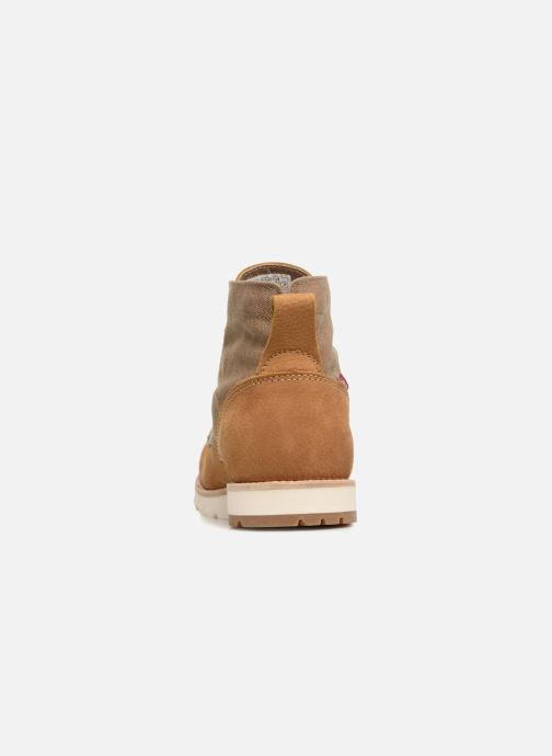 Ankle boots Levi's Jax Light Brown view from the right