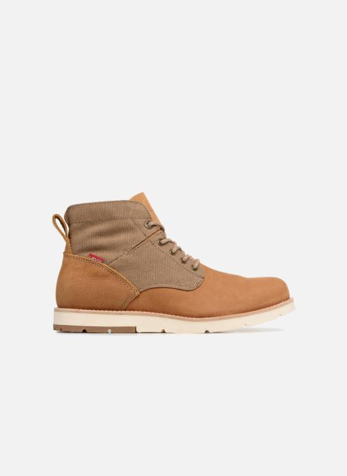 Ankle boots Levi's Jax Light Brown back view