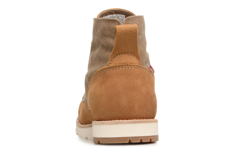 Bottines et boots Levi's Jax Light Marron vue droite