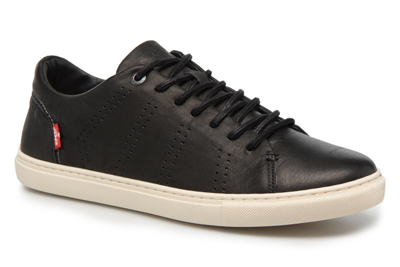 Levi's Regular Soffaqnh Black Hombre Zapatos 6UxEwqZUd