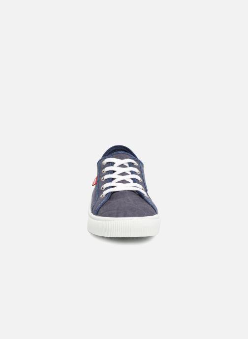 Sneakers Levi's Malibu Blauw model
