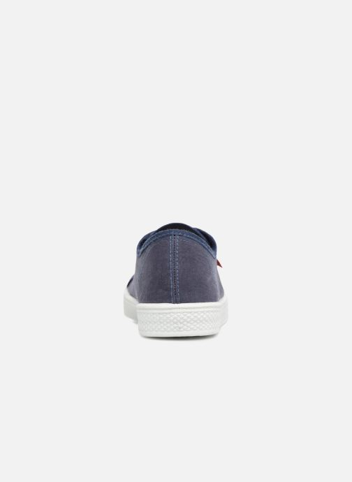 Sneakers Levi's Malibu Blauw rechts