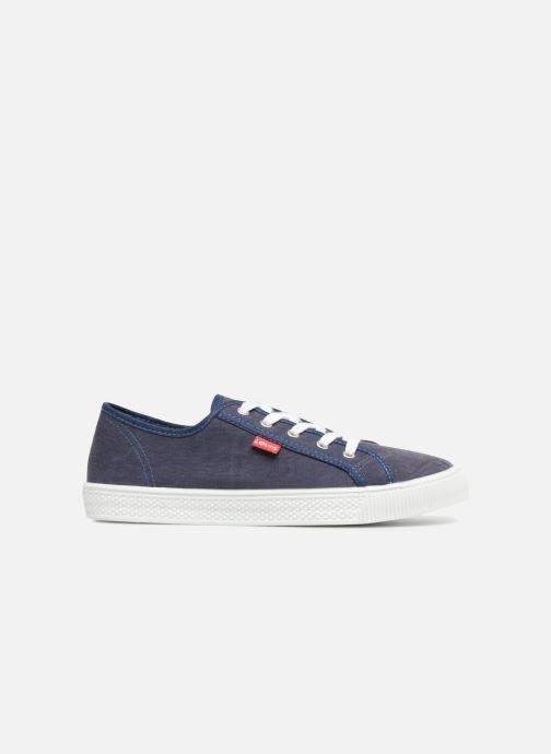 Sneakers Levi's Malibu Blauw achterkant
