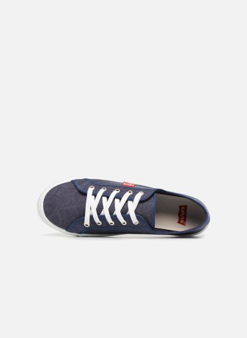 Sneakers Levi's Malibu Blauw links