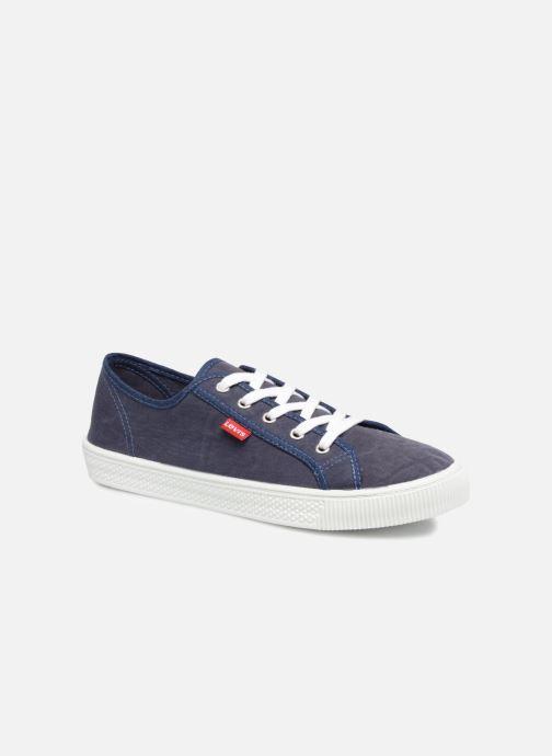 Sneakers Levi's Malibu Blauw detail