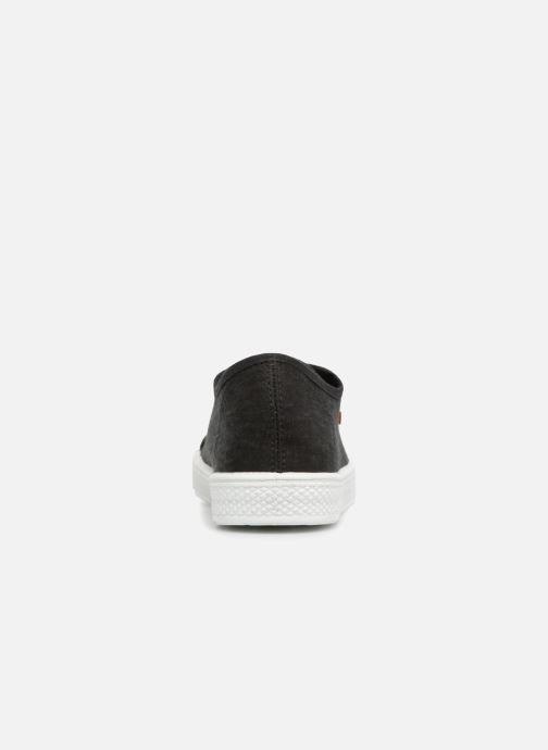 Baskets Levi's Malibu Noir vue droite