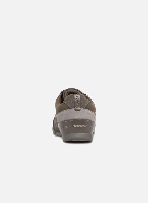 Sneaker Levi's Turlock 2.0 grau ansicht von rechts