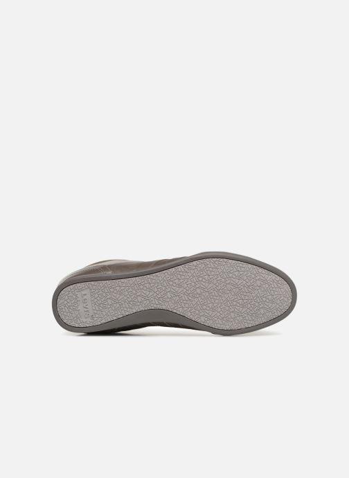 Sneaker Levi's Turlock 2.0 grau ansicht von oben