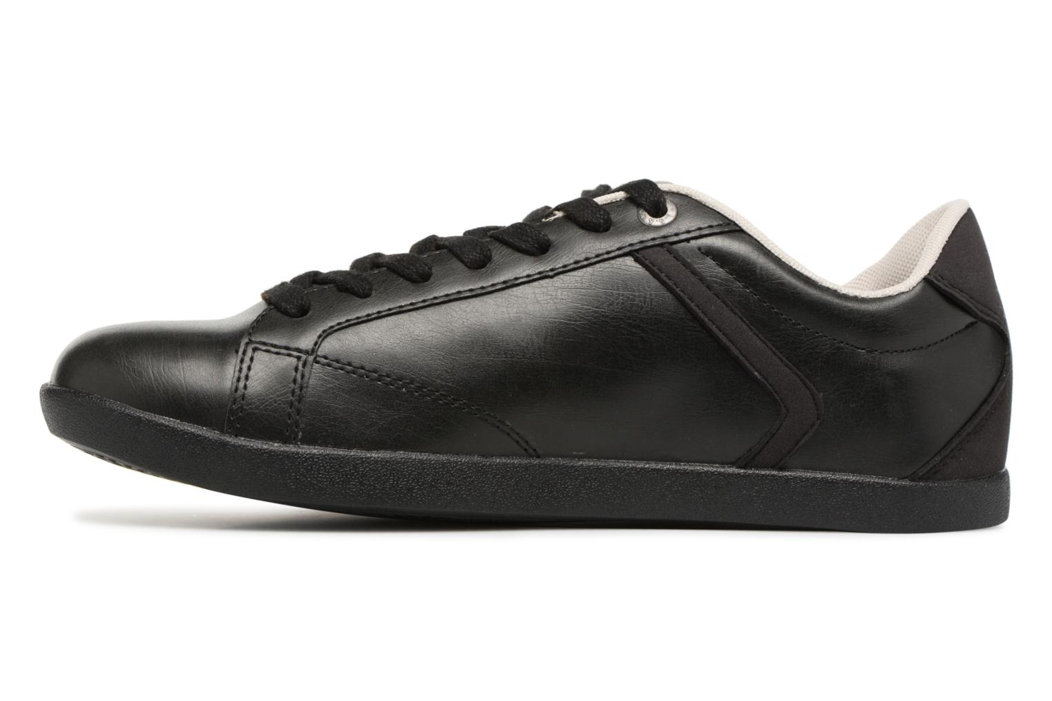Trainers Levi's Loch Derby Black front view
