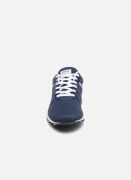 Baskets Levi's Almayer Lite Bleu vue portées chaussures