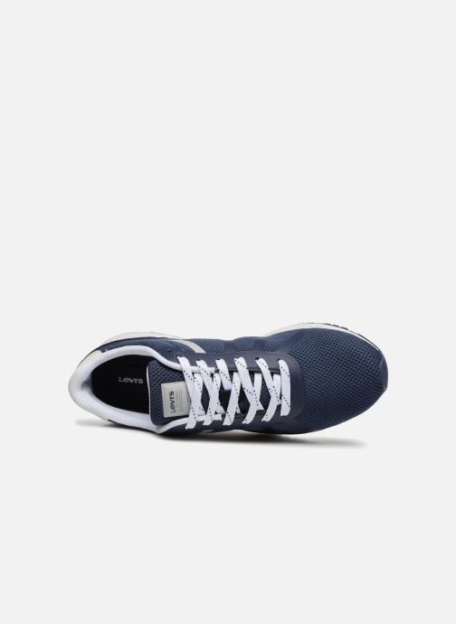 Sneaker Levi's Almayer Lite blau ansicht von links