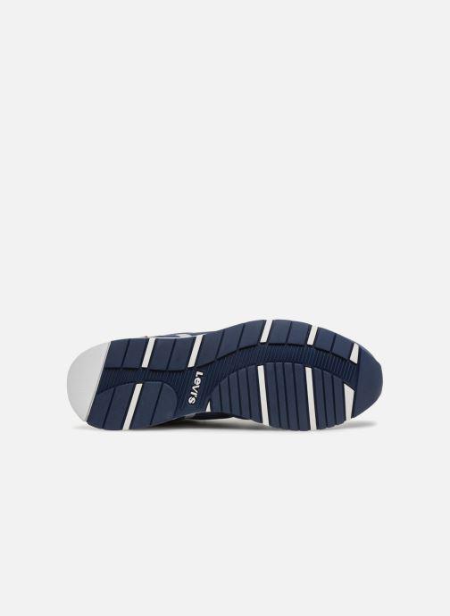 Baskets Levi's Almayer Lite Bleu vue haut