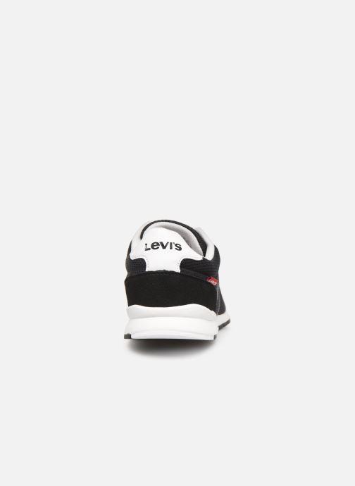 Baskets Levi's Almayer Lite Noir vue droite