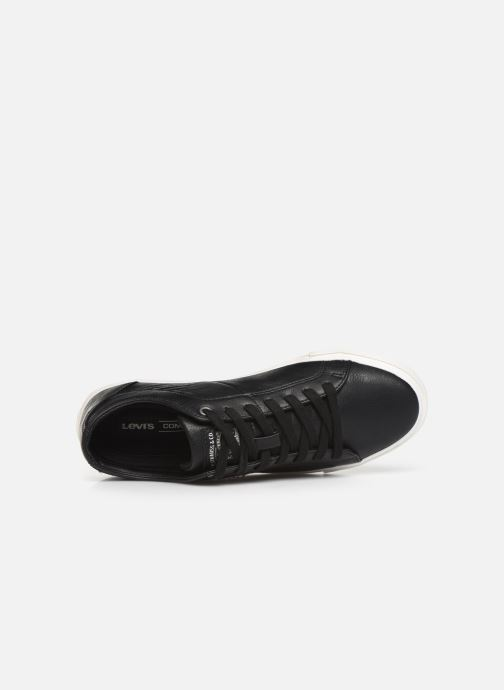 Sneakers Levi's Woods W Nero immagine sinistra