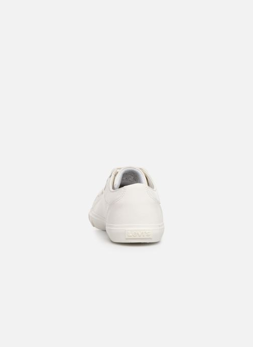 Trainers Levi's Woods W White view from the right
