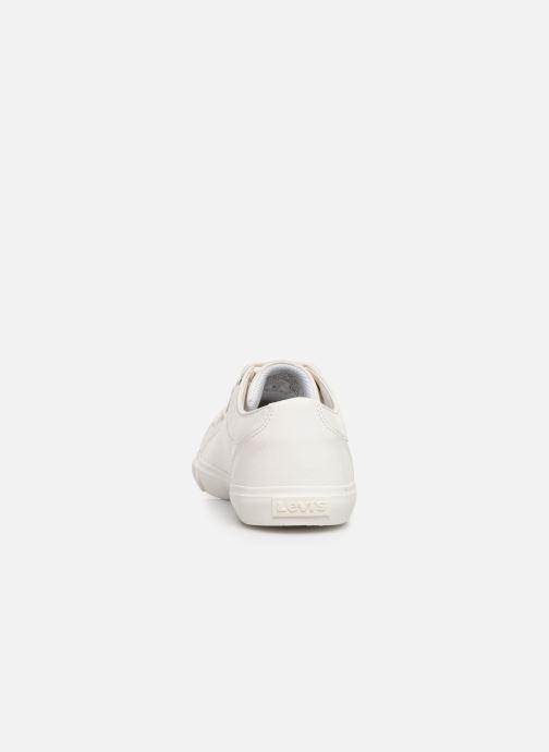 Sneakers Levi's Woods W Bianco immagine destra