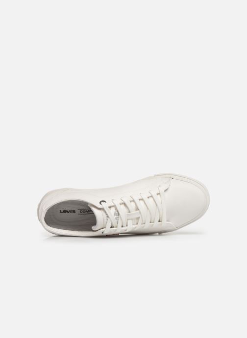 Sneakers Levi's Woods W Bianco immagine sinistra