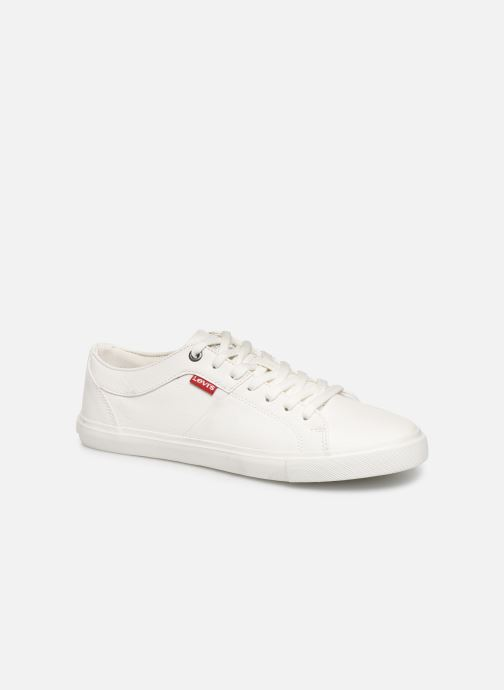 Sneakers Levi's Woods W Wit detail