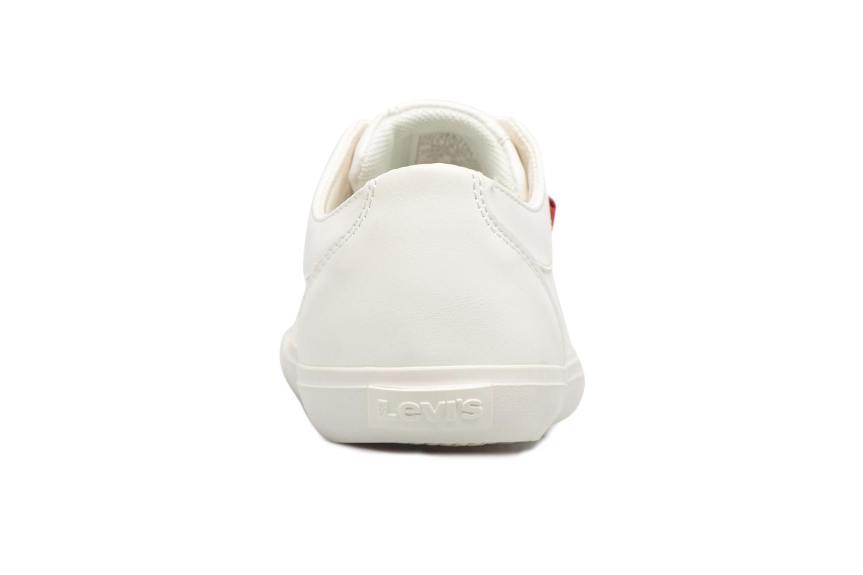 Sneakers Levi's Woods W Wit rechts