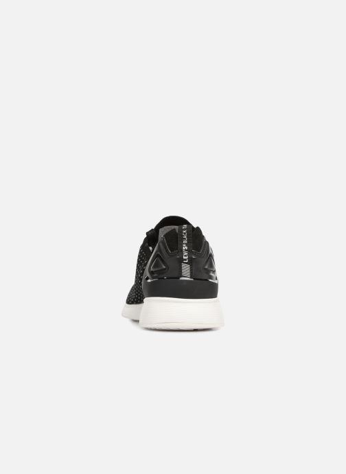 Deportivas Levi's Black Tab Sneaker Negro vista lateral derecha