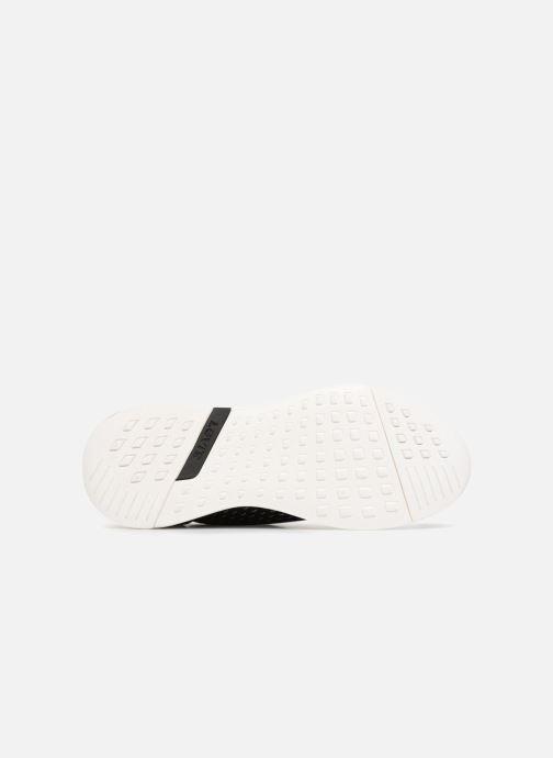 Baskets Levi's Black Tab Sneaker Noir vue haut