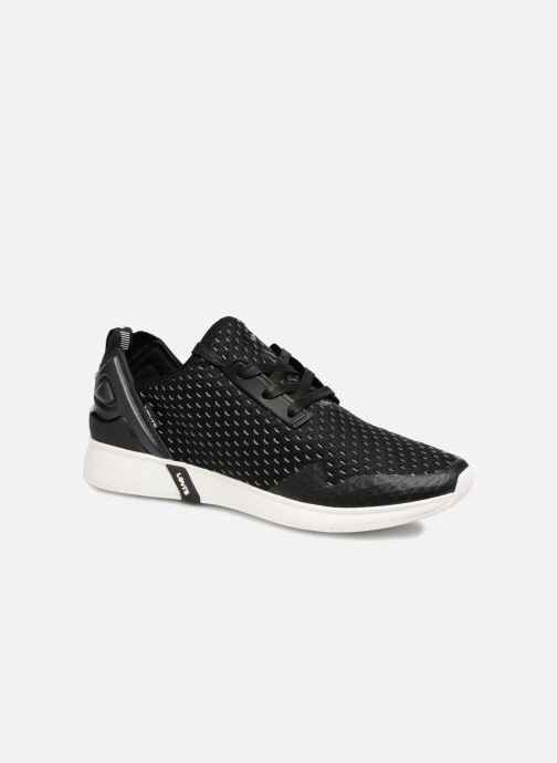 Baskets Levi's Black Tab Sneaker Noir vue détail/paire