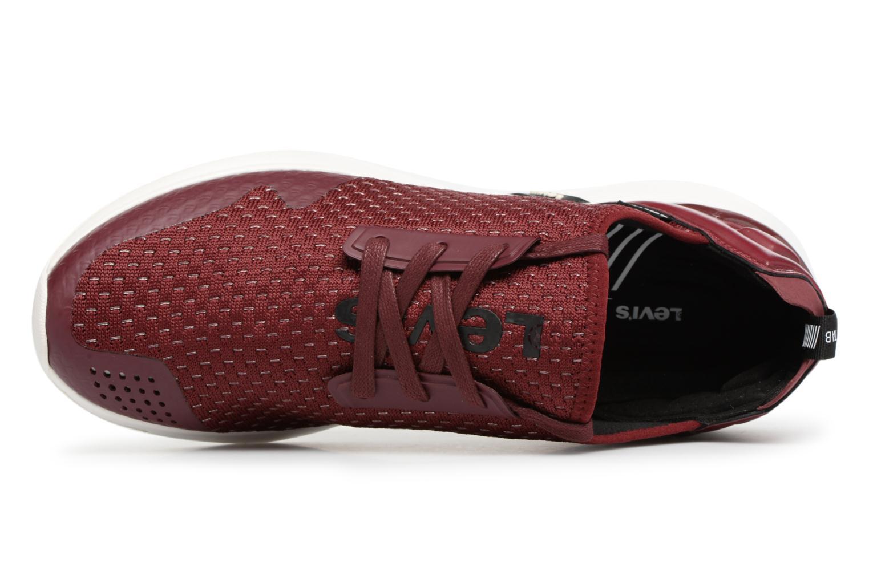 Sneakers Levi's Black Tab Sneaker Bordò immagine sinistra