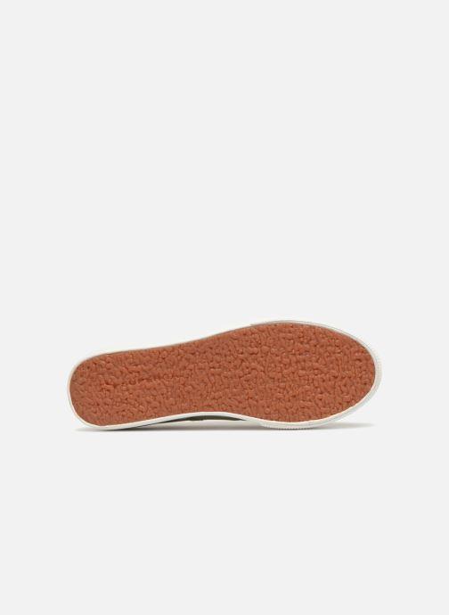 Sneakers Superga 2790 Lame W Oro e bronzo immagine dall'alto