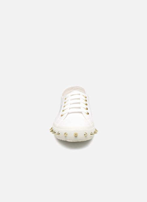 Superga White Studs Cot Baskets Geraldina 2750 Gold CtsxhdQr
