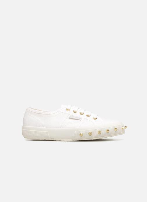 Sneakers Superga 2750 Studs Cot  Geraldina Wit achterkant
