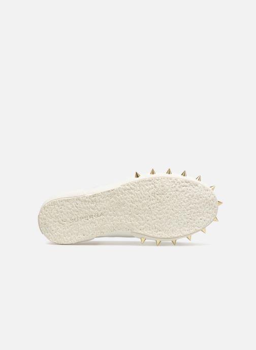 Sneakers Superga 2750 Studs Cot  Geraldina Wit boven
