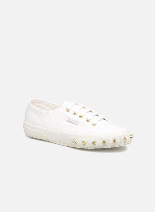 Sneakers Superga 2750 Studs Cot  Geraldina Wit detail