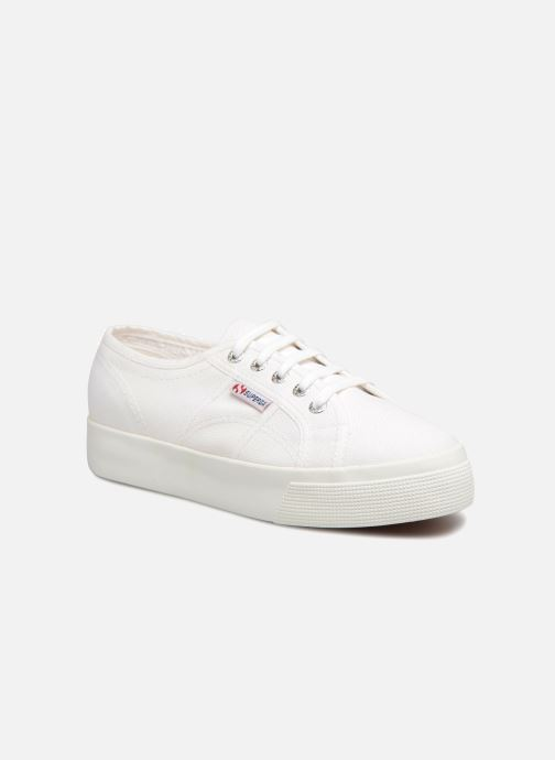 Sneakers Superga 2730 Cotu W Wit detail