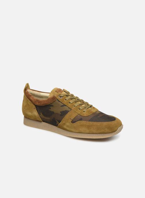 Sneaker Kickers Olympei grün detaillierte ansicht/modell