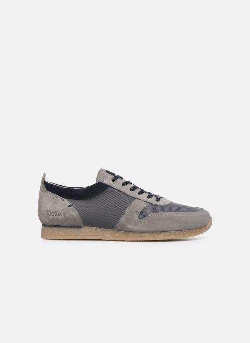 Sneakers Kickers Olympei Grå se bagfra