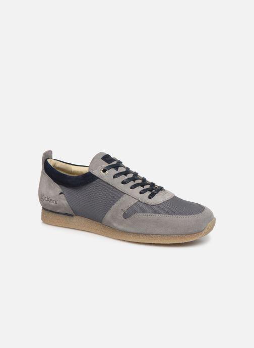 Sneakers Kickers Olympei Grå detaljeret billede af skoene