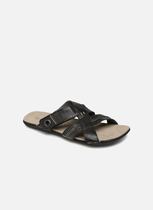 Kickers Sparto (Nero) - Sandali e scarpe aperte chez Sarenza (320835) bbaaafe413d