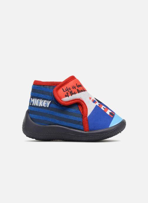 Pantoffels Mickey Selam Mickey Blauw achterkant