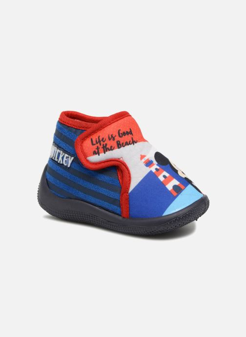 Chaussons Mickey Mouse Selam Mickey Bleu vue détail/paire