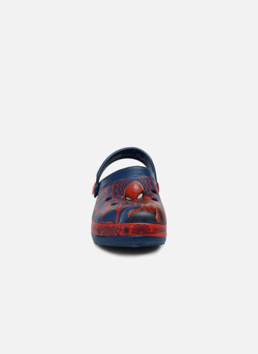 Sandals Spiderman Direct Blue model view