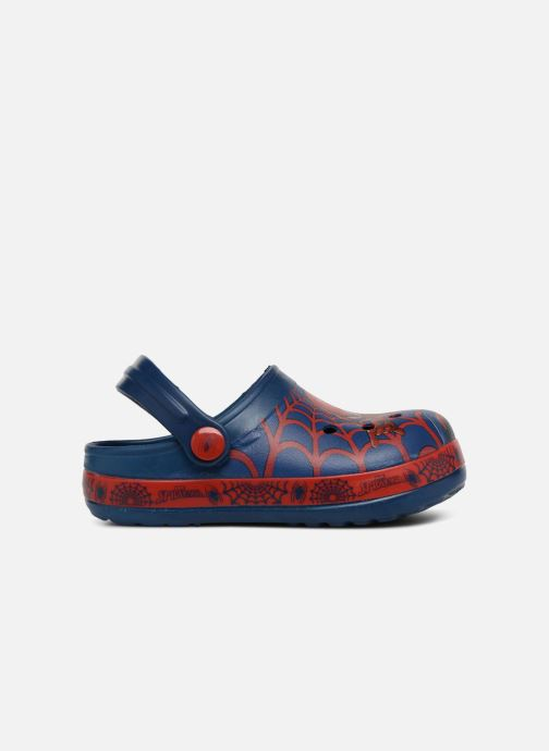 Sandals Spiderman Direct Blue back view