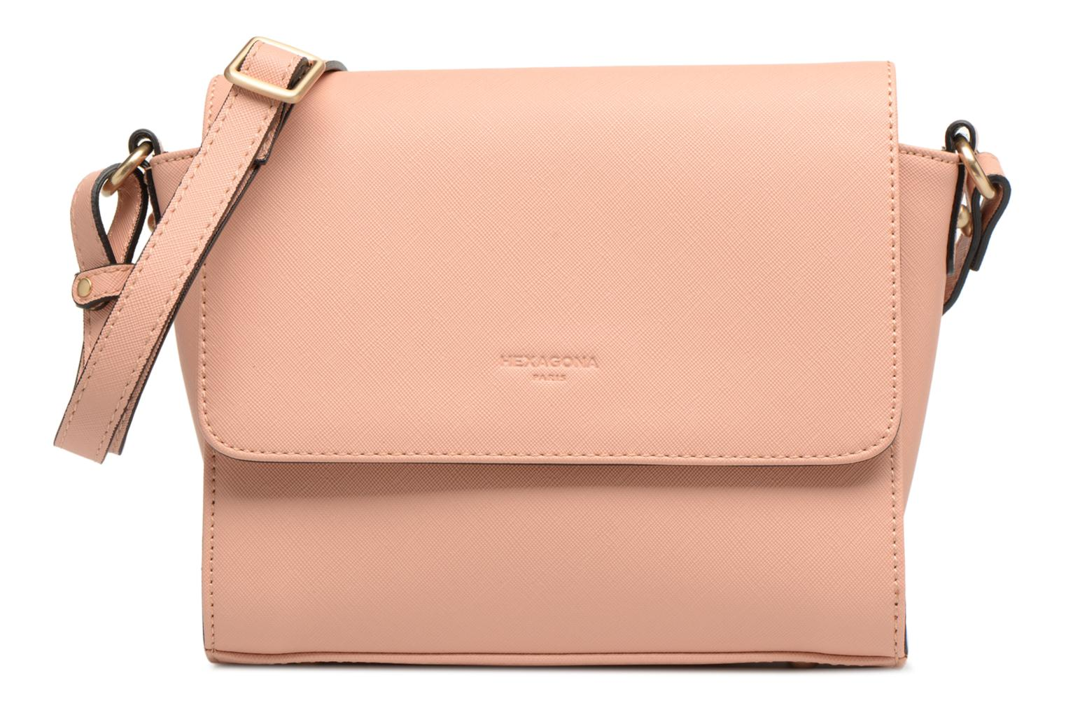 Crossbody A4 ROSE PALE Florence Hexagona aOnxSS