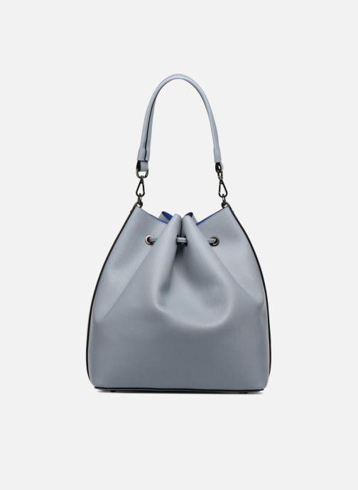 Handtaschen Hexagona Seau Riviera grau ansicht von vorne