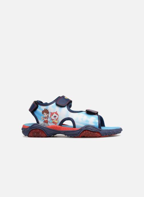 Sandalen Yo-Kai Watch  Gauvin Blauw achterkant