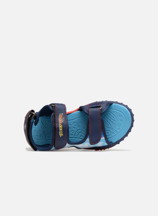 Sandales et nu-pieds Yo-Kai Watch  Gauvin Bleu vue gauche
